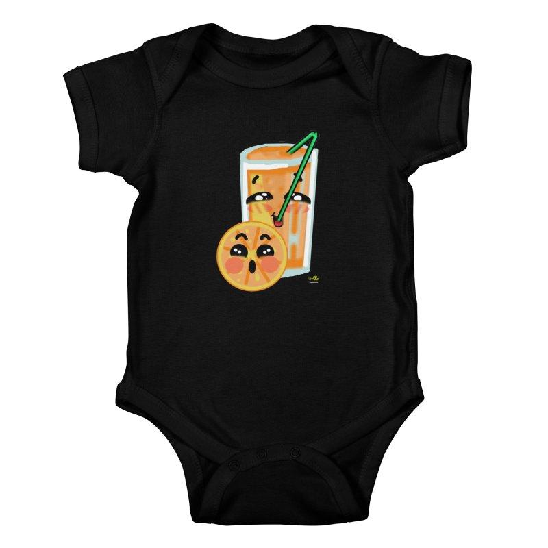 Irene de la Calle Kids Baby Bodysuit by Misterdressup