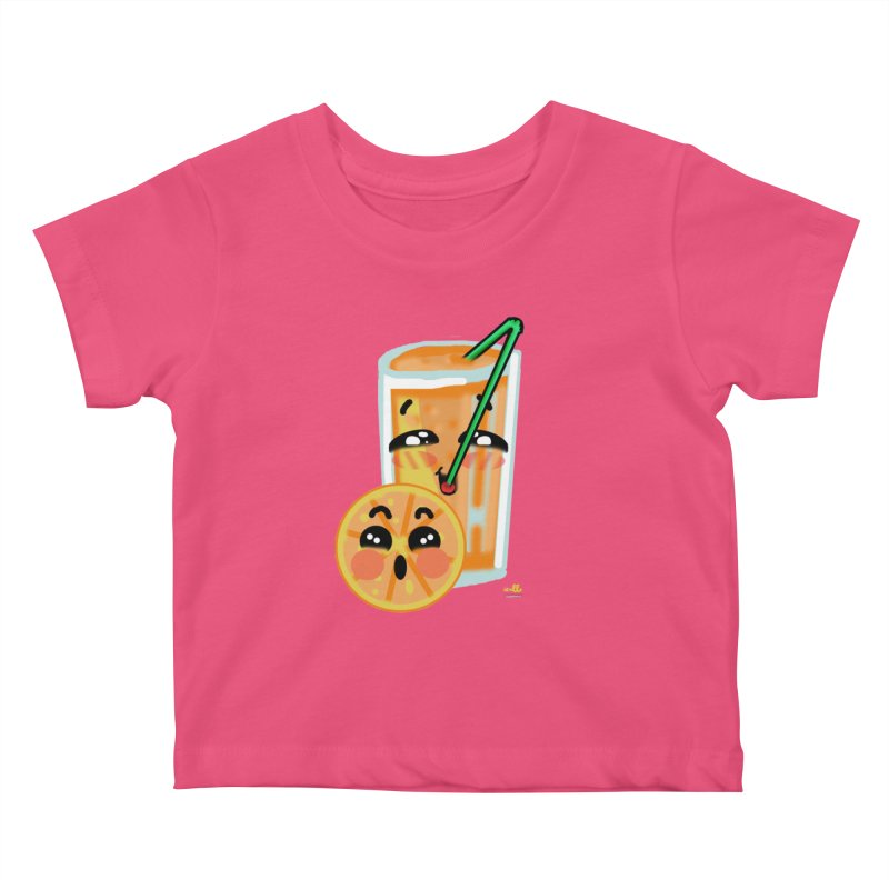 Irene de la Calle Kids Baby T-Shirt by Misterdressup