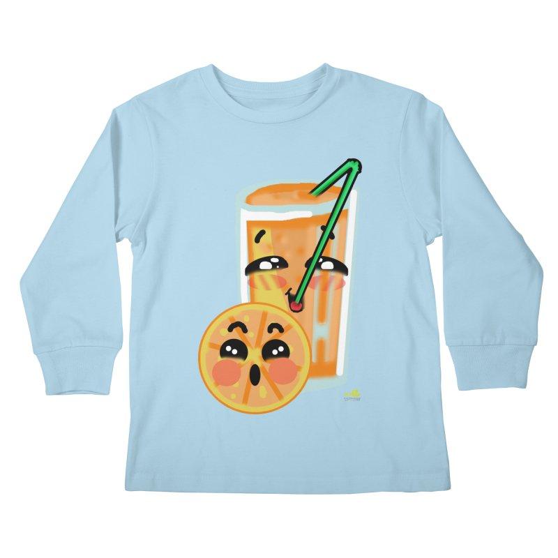 Irene de la Calle Kids Longsleeve T-Shirt by Misterdressup
