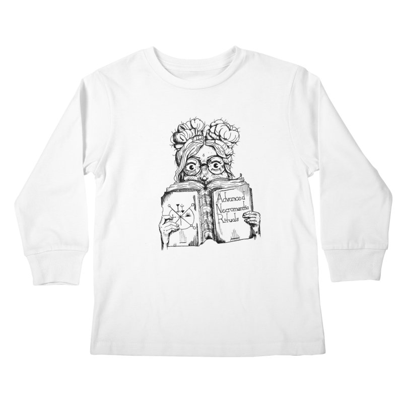Isabella Riley Kids Longsleeve T-Shirt by Misterdressup