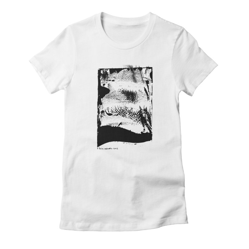 Paia Vedadi Women's Fitted T-Shirt by Misterdressup