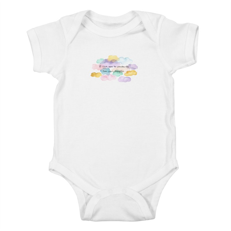 Skybanyes Kids Baby Bodysuit by Misterdressup