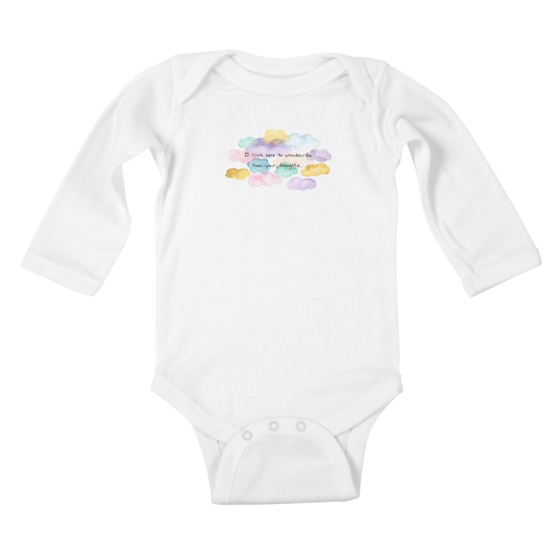 Skybanyes Kids Baby Longsleeve Bodysuit by Misterdressup