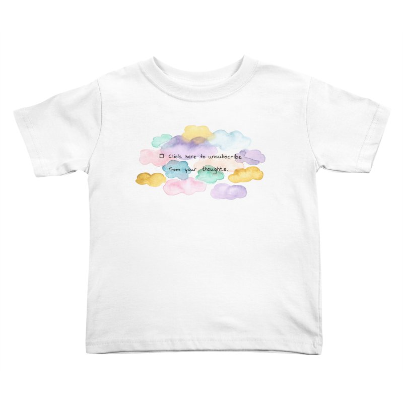 Skybanyes Kids Toddler T-Shirt by Misterdressup