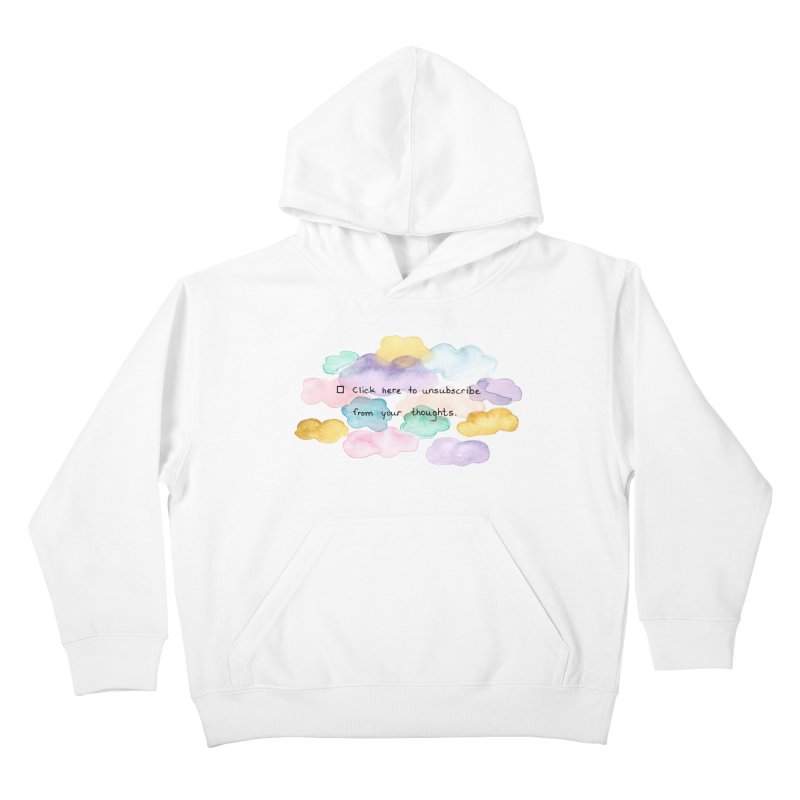 Skybanyes Kids Pullover Hoody by Misterdressup