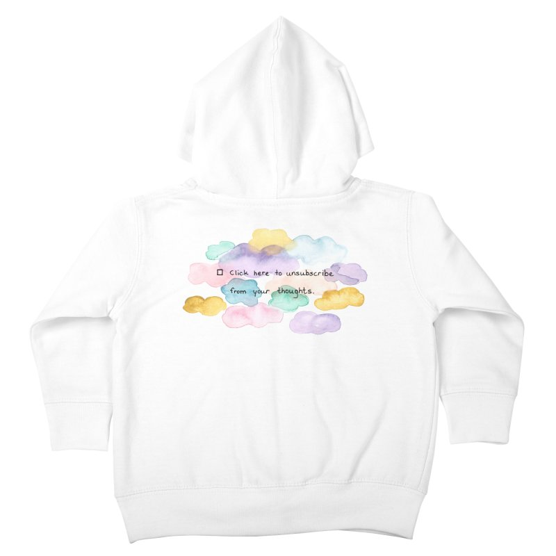 Skybanyes Kids Toddler Zip-Up Hoody by Misterdressup