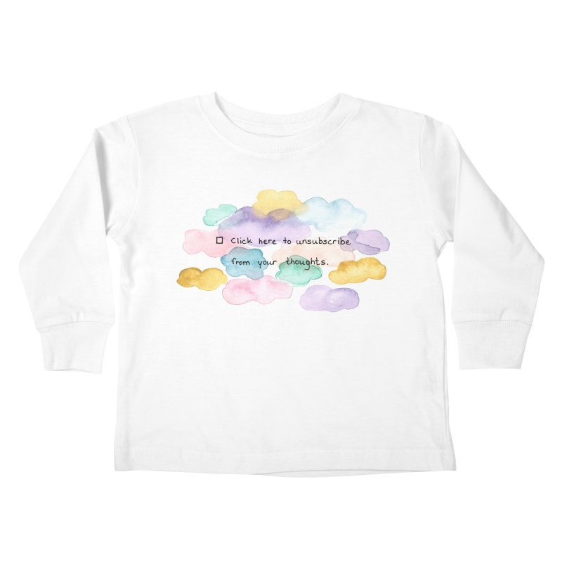 Skybanyes Kids Toddler Longsleeve T-Shirt by Misterdressup