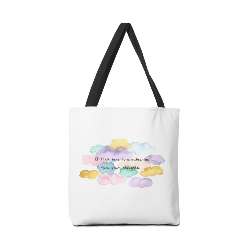Skybanyes Accessories Bag by Misterdressup
