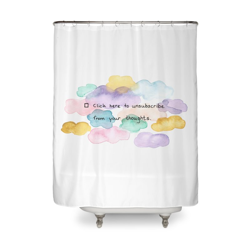 Skybanyes Home Shower Curtain by Misterdressup