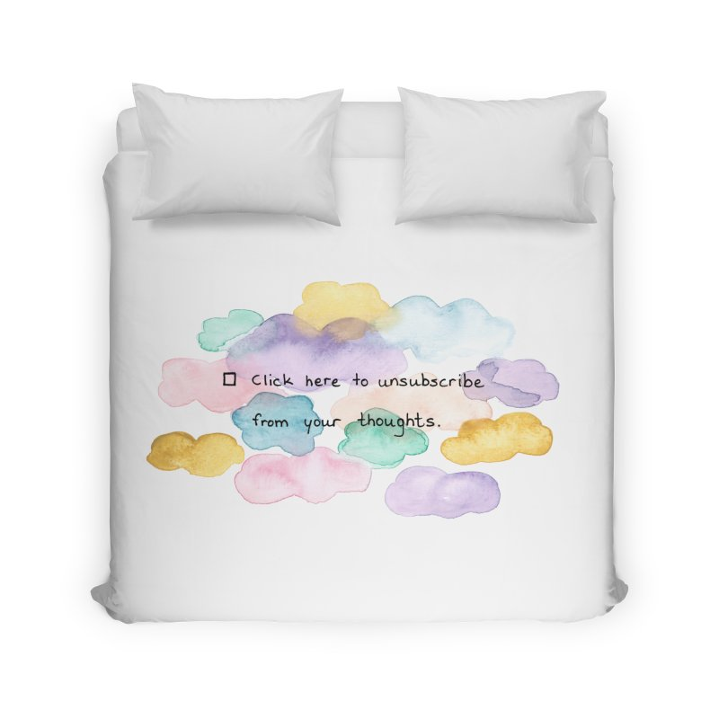 Skybanyes Home Duvet by Misterdressup