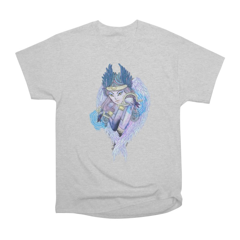Stephanie Cavina Women's Heavyweight Unisex T-Shirt by Misterdressup