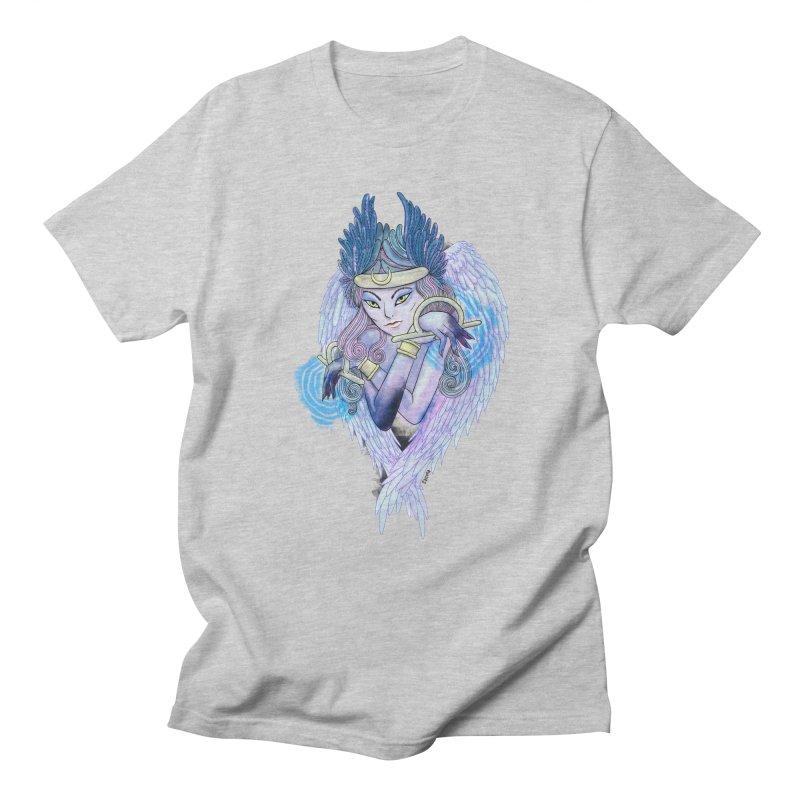 Stephanie Cavina Women's Regular Unisex T-Shirt by Misterdressup