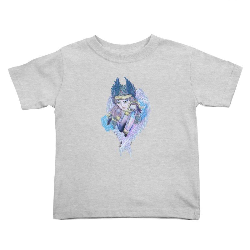 Stephanie Cavina Kids Toddler T-Shirt by Misterdressup