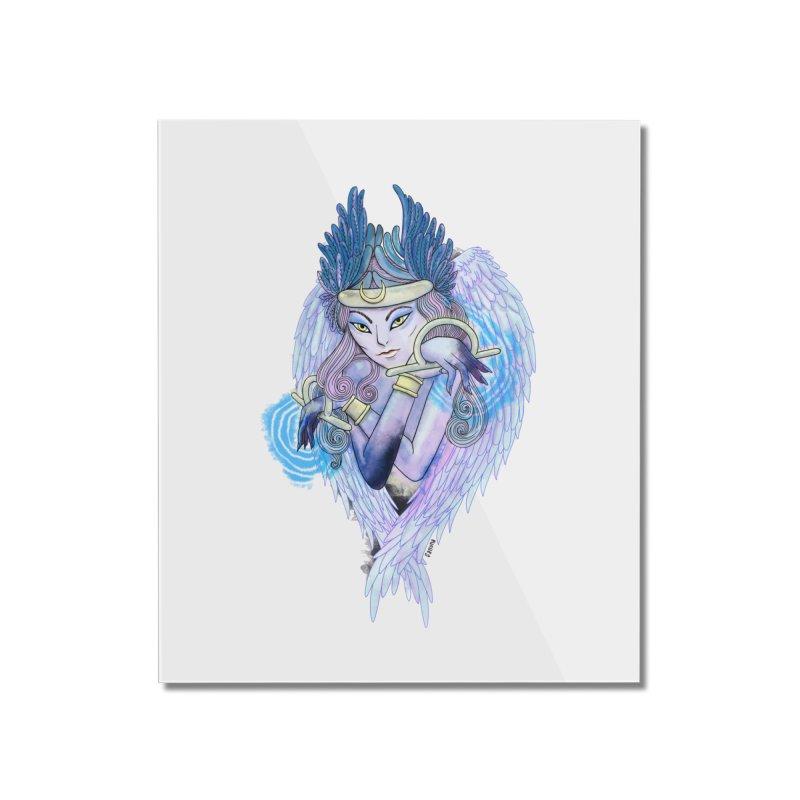 Stephanie Cavina Home Mounted Acrylic Print by Misterdressup