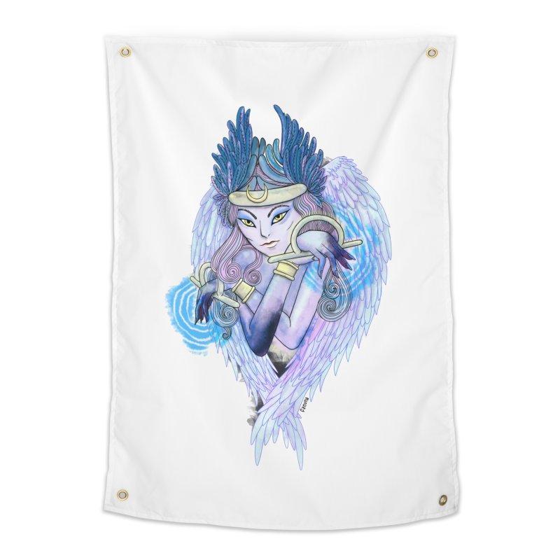 Stephanie Cavina Home Tapestry by Misterdressup