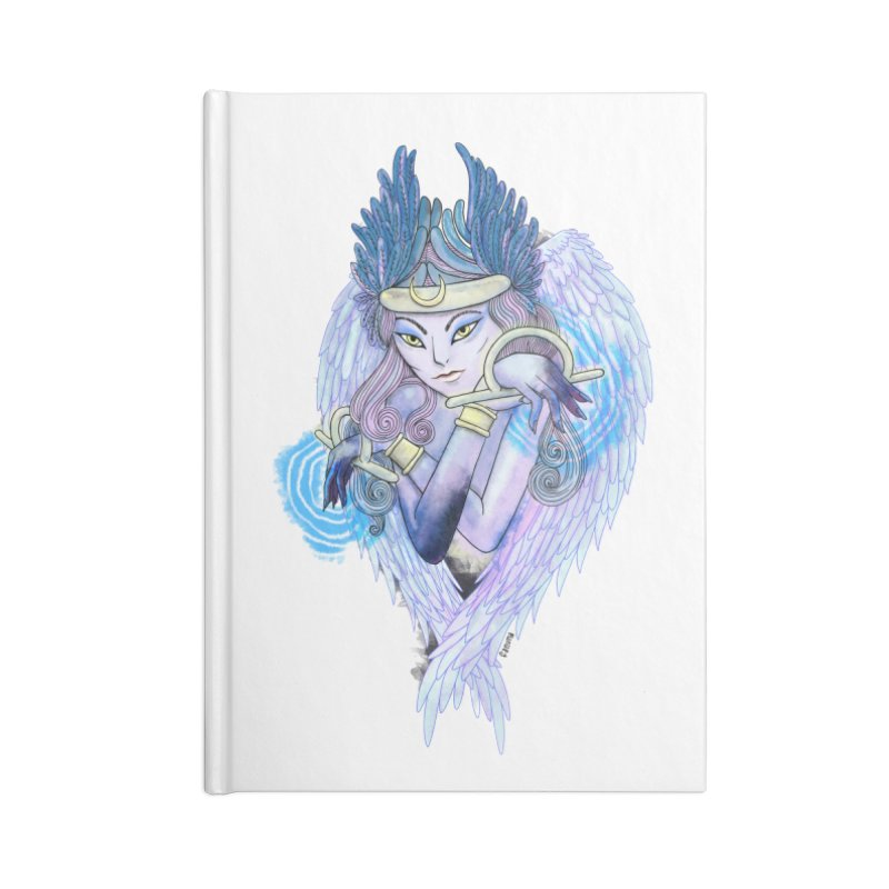 Stephanie Cavina Accessories Notebook by Misterdressup
