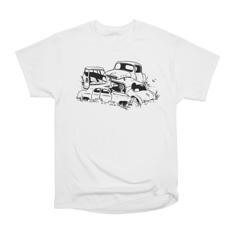 Steven Labute Men's Heavyweight T-Shirt by Misterdressup