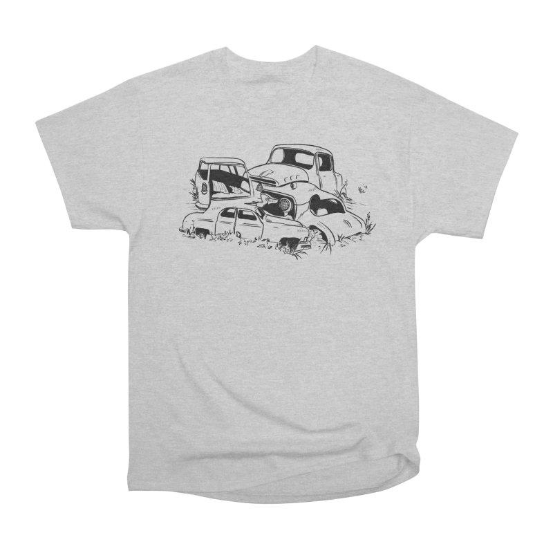 Steven Labute Women's Heavyweight Unisex T-Shirt by Misterdressup