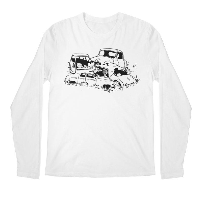 Steven Labute Men's Regular Longsleeve T-Shirt by Misterdressup