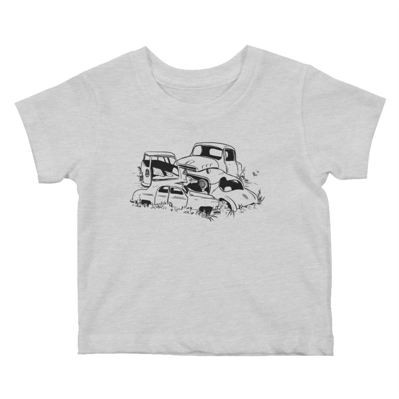 Steven Labute Kids Baby T-Shirt by Misterdressup