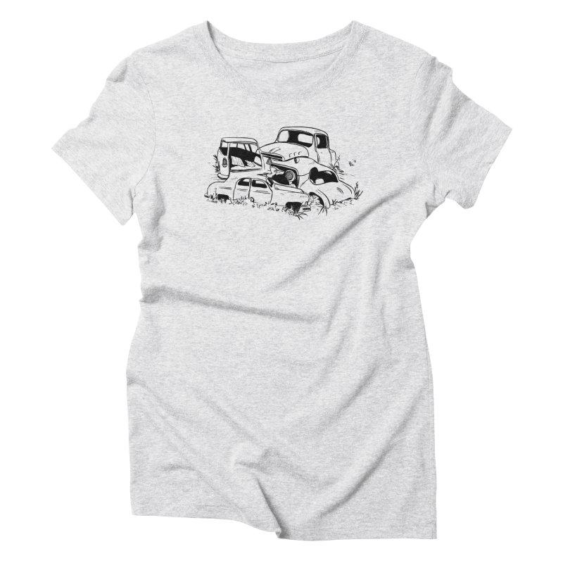 Steven Labute Women's Triblend T-Shirt by Misterdressup
