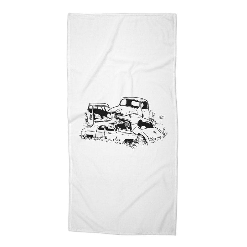 Steven Labute Accessories Beach Towel by Misterdressup