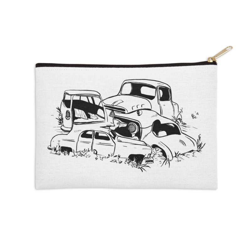 Steven Labute Accessories Zip Pouch by Misterdressup