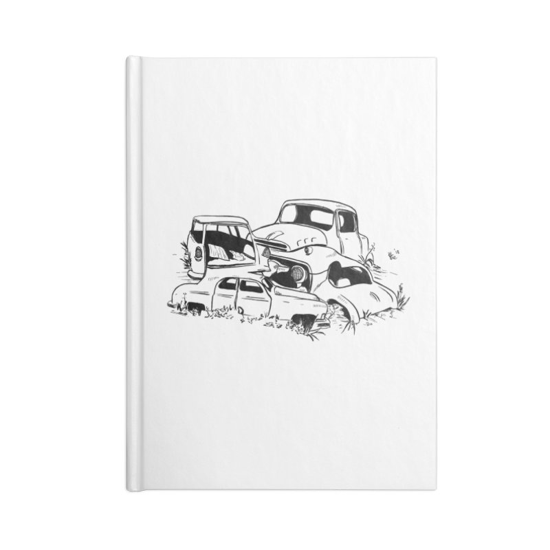 Steven Labute Accessories Notebook by Misterdressup