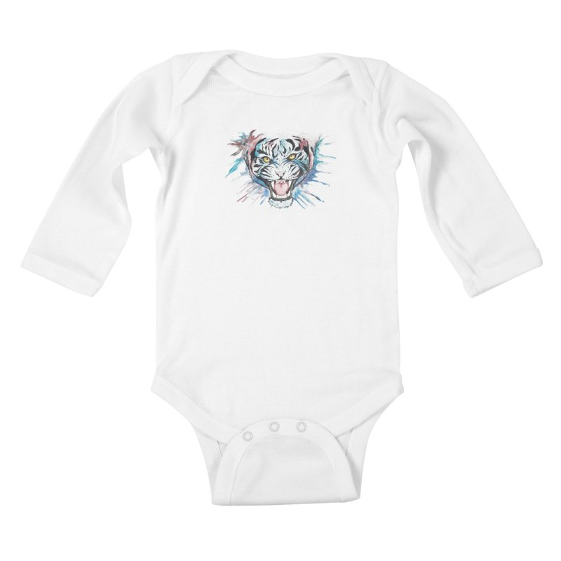 Bea Kids Baby Longsleeve Bodysuit by Misterdressup
