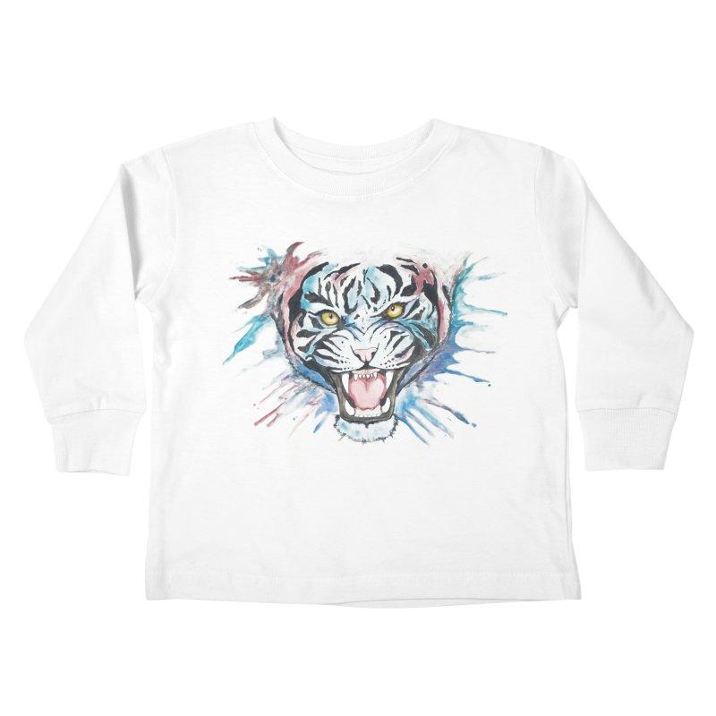 Bea Kids Toddler Longsleeve T-Shirt by Misterdressup