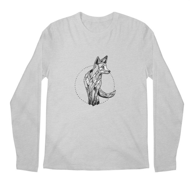 Ivy Sánchez Men's Regular Longsleeve T-Shirt by Misterdressup