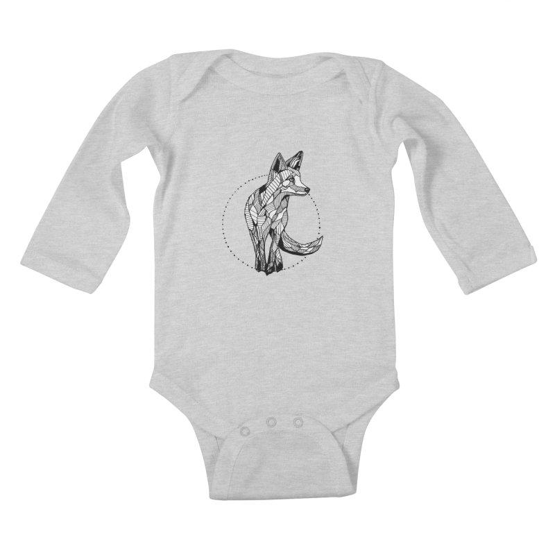 Ivy Sánchez Kids Baby Longsleeve Bodysuit by Misterdressup