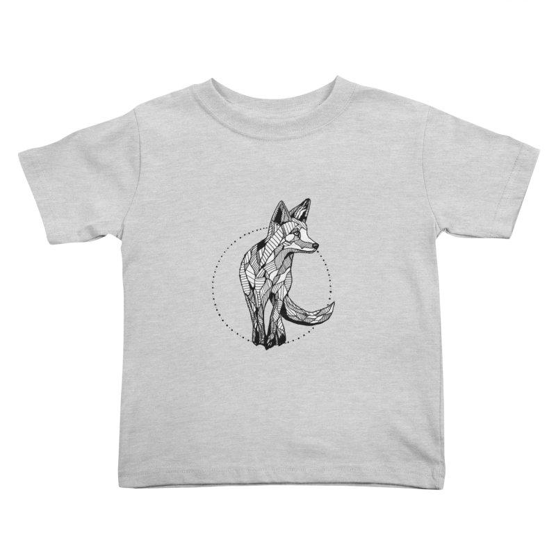 Ivy Sánchez Kids Toddler T-Shirt by Misterdressup