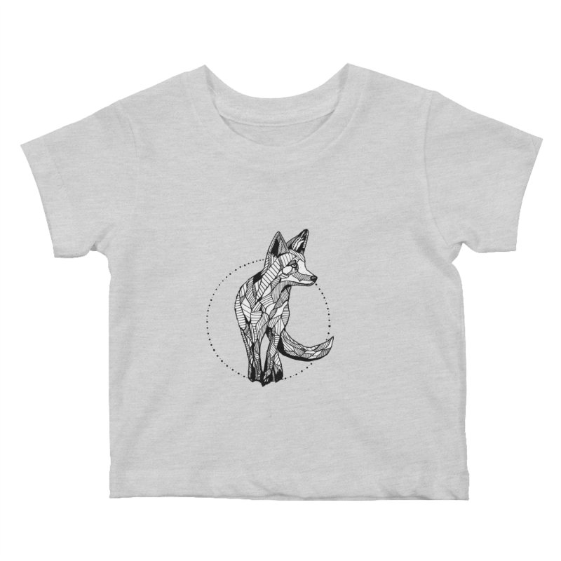 Ivy Sánchez Kids Baby T-Shirt by Misterdressup