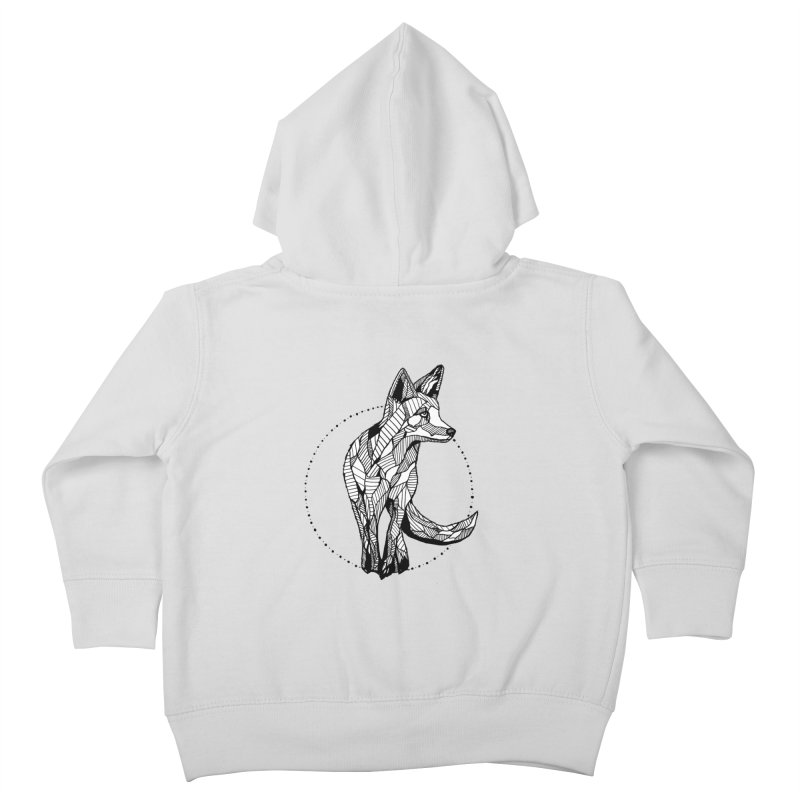Ivy Sánchez Kids Toddler Zip-Up Hoody by Misterdressup