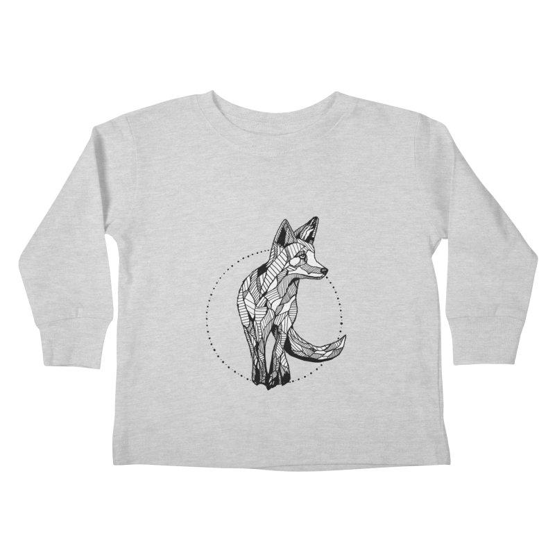 Ivy Sánchez Kids Toddler Longsleeve T-Shirt by Misterdressup