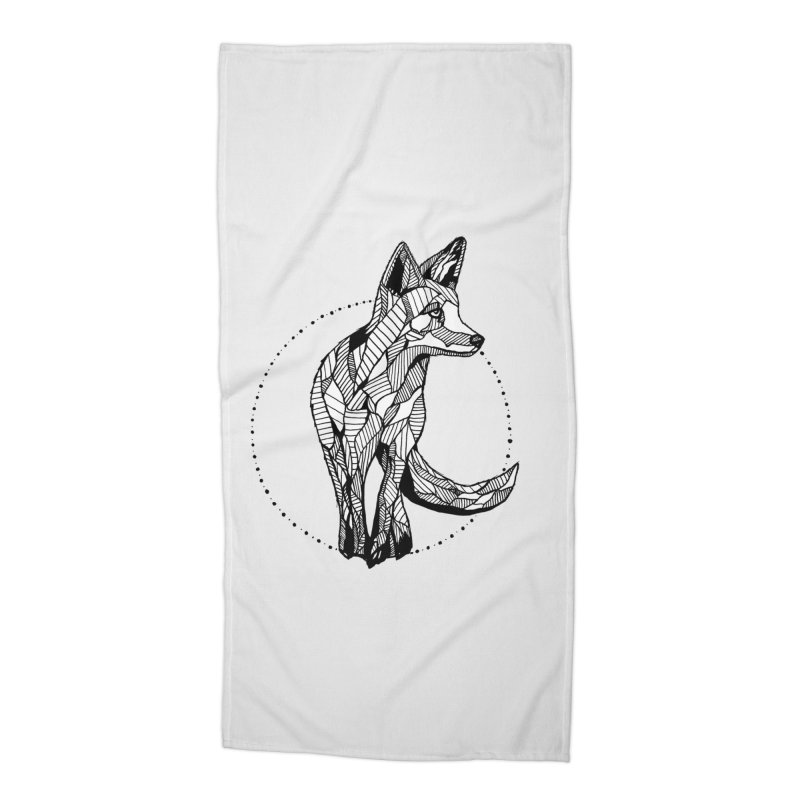 Ivy Sánchez Accessories Beach Towel by Misterdressup