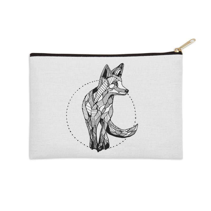 Ivy Sánchez Accessories Zip Pouch by Misterdressup