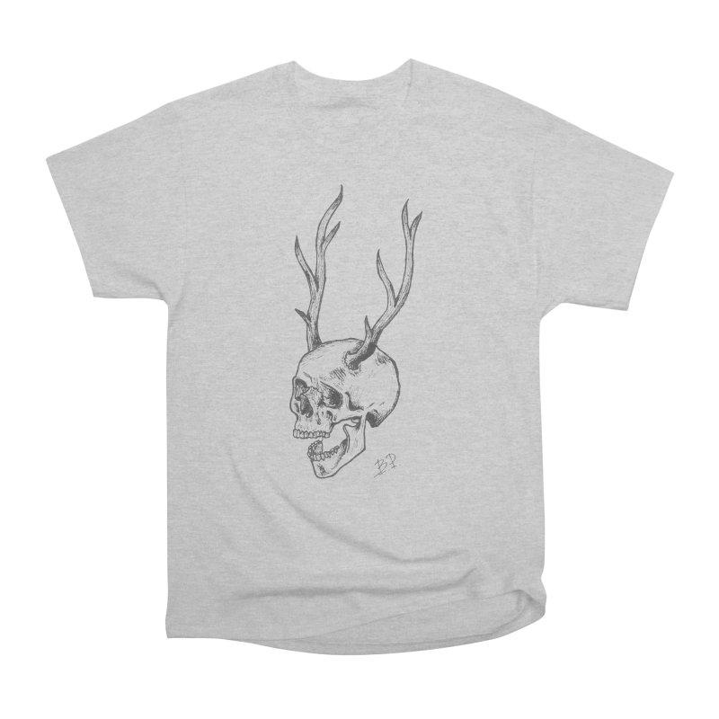 Péter Bihari Men's Heavyweight T-Shirt by Misterdressup