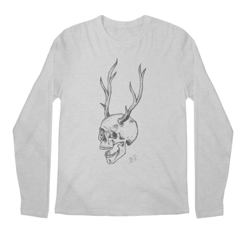 Péter Bihari Men's Regular Longsleeve T-Shirt by Misterdressup