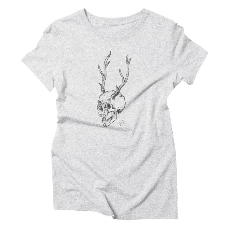 Péter Bihari Women's Triblend T-Shirt by Misterdressup