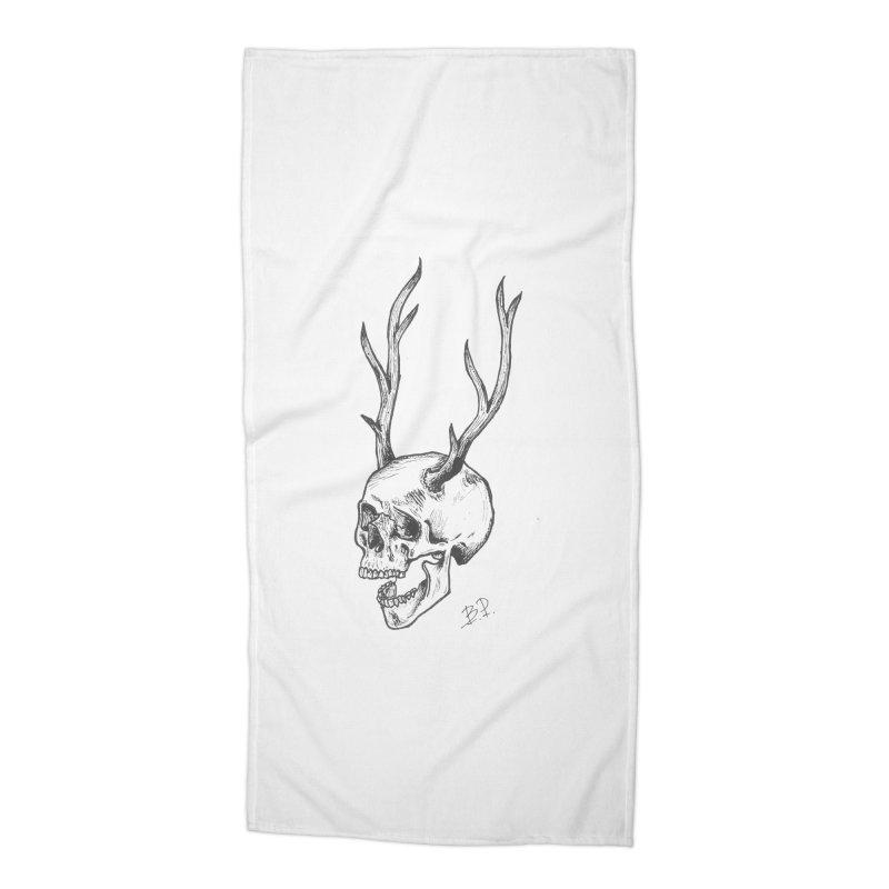 Péter Bihari Accessories Beach Towel by Misterdressup