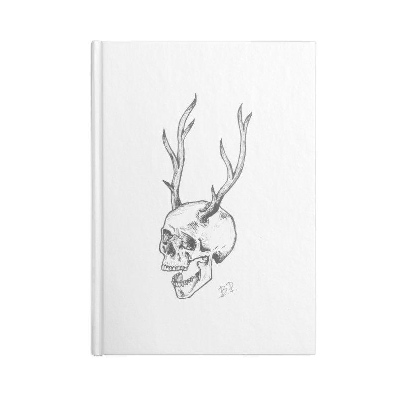 Péter Bihari Accessories Notebook by Misterdressup