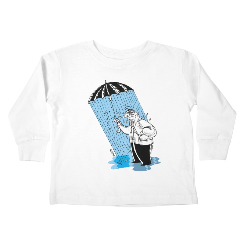 Carlos Pinto Kids Toddler Longsleeve T-Shirt by Misterdressup