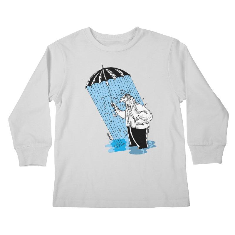 Carlos Pinto Kids Longsleeve T-Shirt by Misterdressup