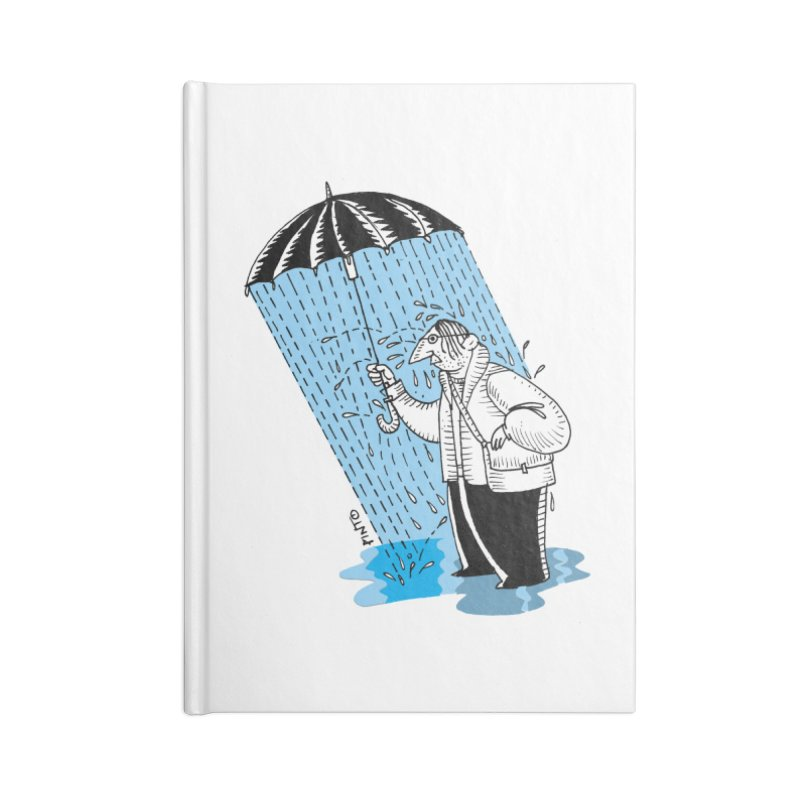 Carlos Pinto Accessories Notebook by Misterdressup