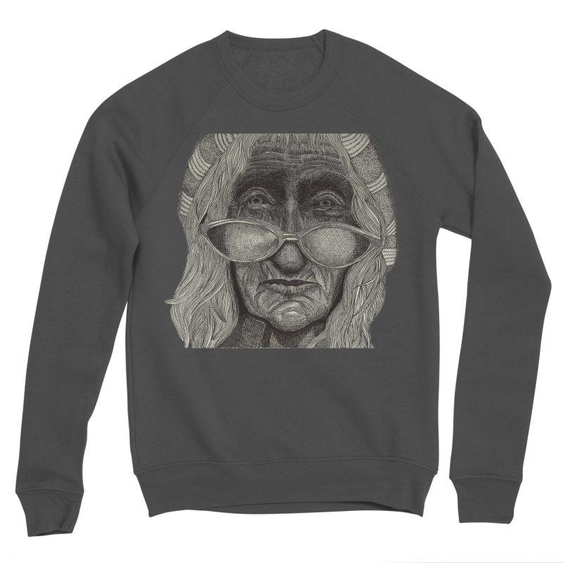 Jasper Verspaandonk Men's Sponge Fleece Sweatshirt by Misterdressup