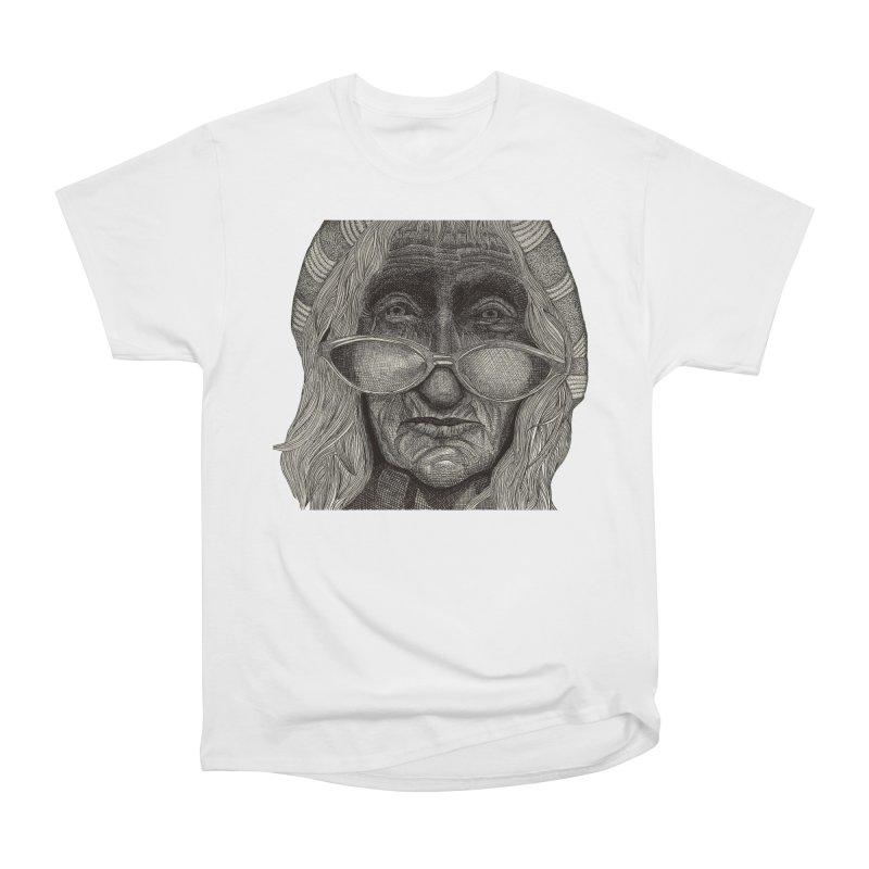 Jasper Verspaandonk Men's Heavyweight T-Shirt by Misterdressup
