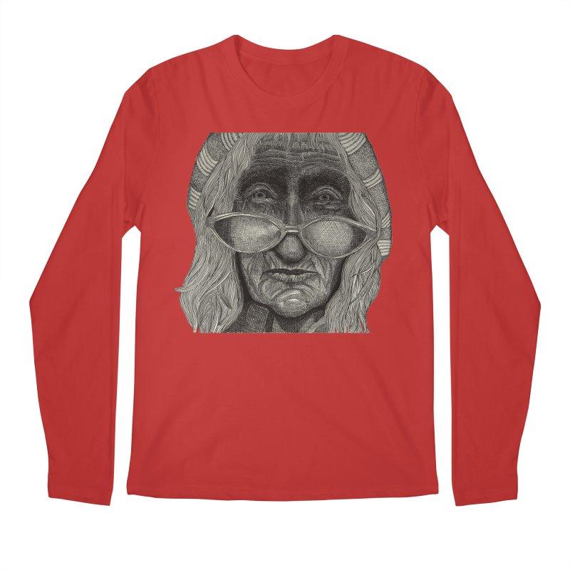 Jasper Verspaandonk Men's Regular Longsleeve T-Shirt by Misterdressup