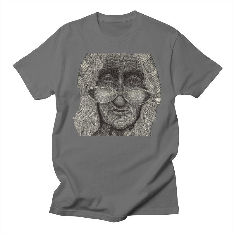 Jasper Verspaandonk Women's Regular Unisex T-Shirt by Misterdressup
